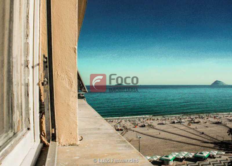 vista - Kitnet/Conjugado 28m² à venda Avenida Atlântica,Copacabana, Rio de Janeiro - R$ 710.000 - JBKI00059 - 3