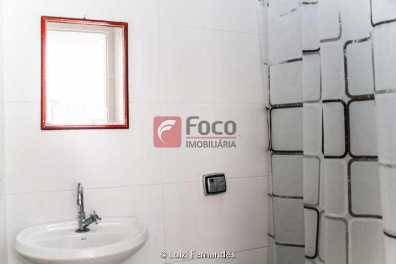 banheiro social - Kitnet/Conjugado 28m² à venda Avenida Atlântica,Copacabana, Rio de Janeiro - R$ 710.000 - JBKI00059 - 15