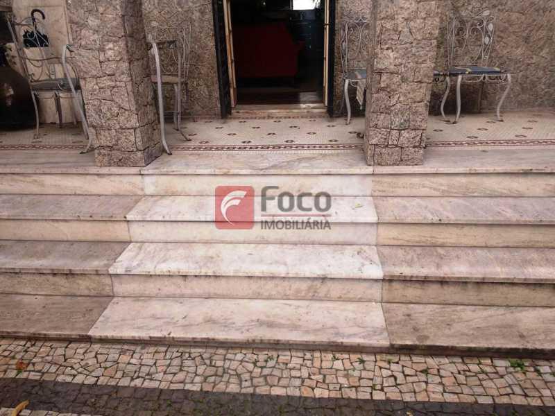 ENTRADA - Casa à venda Rua Dezenove de Fevereiro,Botafogo, Rio de Janeiro - R$ 4.100.000 - FLCA30048 - 23
