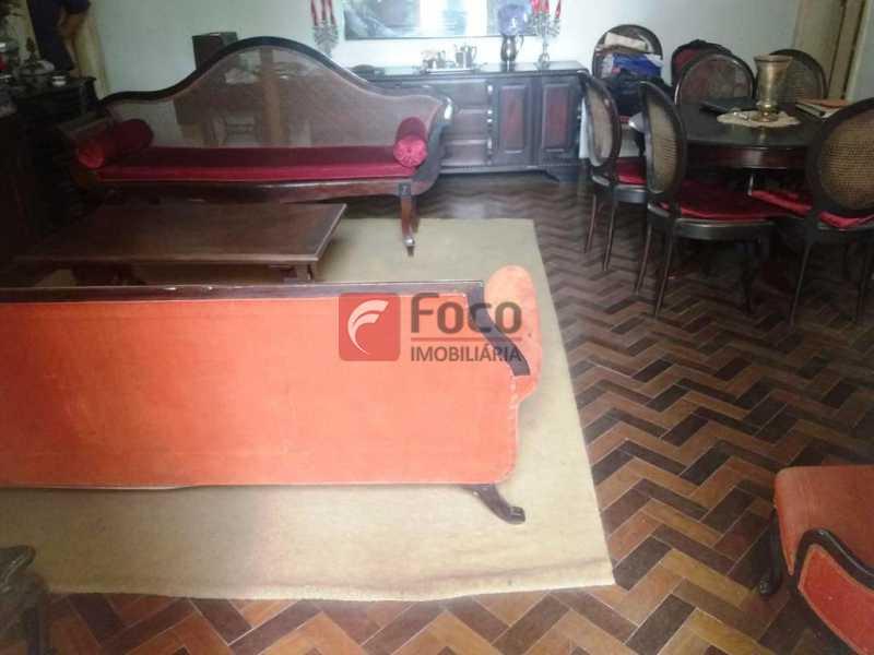 SALA - Casa à venda Rua Dezenove de Fevereiro,Botafogo, Rio de Janeiro - R$ 4.100.000 - FLCA30048 - 5