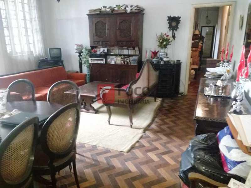 SALA - Casa à venda Rua Dezenove de Fevereiro,Botafogo, Rio de Janeiro - R$ 4.100.000 - FLCA30048 - 4