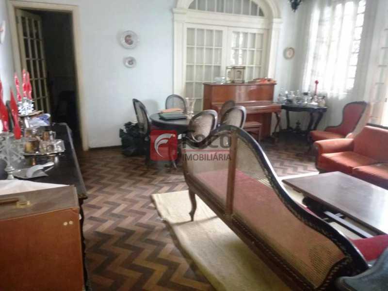 SALA - Casa à venda Rua Dezenove de Fevereiro,Botafogo, Rio de Janeiro - R$ 4.100.000 - FLCA30048 - 3