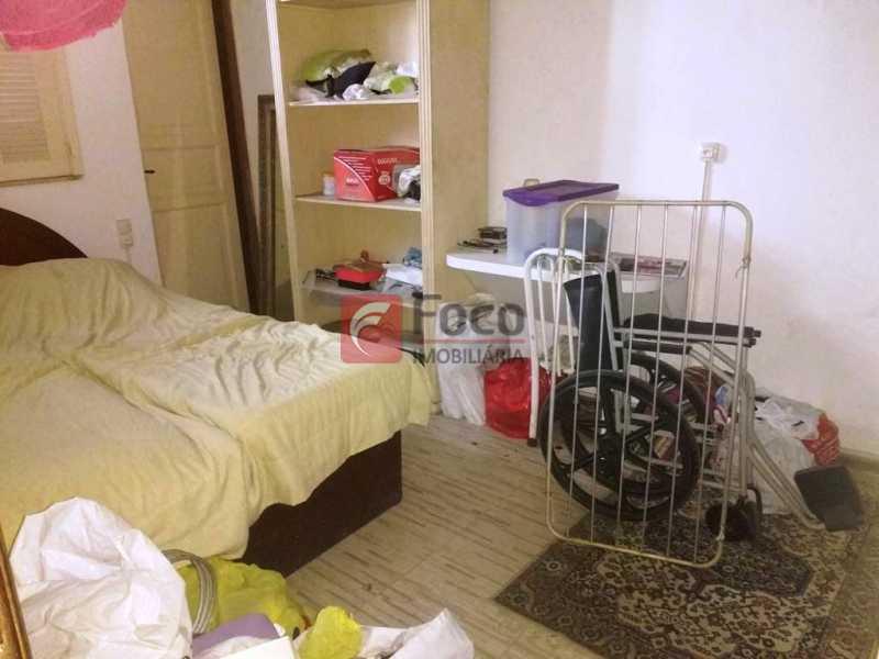 QUARTO  - Casa à venda Rua Dezenove de Fevereiro,Botafogo, Rio de Janeiro - R$ 4.100.000 - FLCA30048 - 9