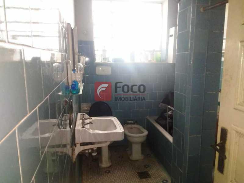 BANHEIRO SOCIAL - Casa à venda Rua Dezenove de Fevereiro,Botafogo, Rio de Janeiro - R$ 4.100.000 - FLCA30048 - 13