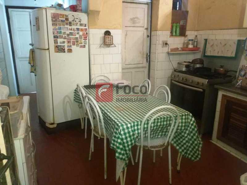 COZINHA - Casa à venda Rua Dezenove de Fevereiro,Botafogo, Rio de Janeiro - R$ 4.100.000 - FLCA30048 - 14
