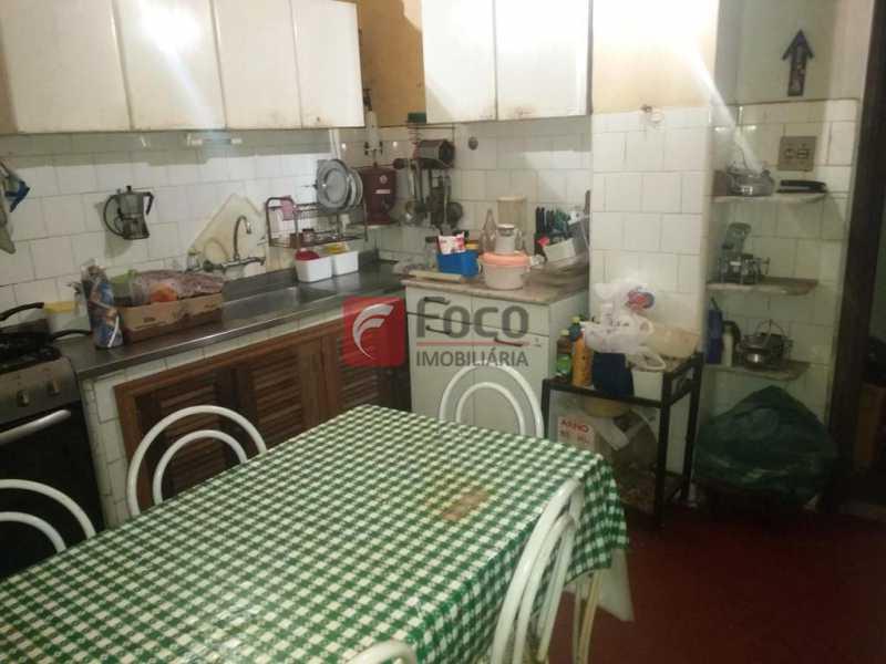 COZINHA - Casa à venda Rua Dezenove de Fevereiro,Botafogo, Rio de Janeiro - R$ 4.100.000 - FLCA30048 - 15