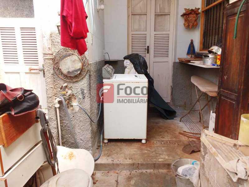 ÁREA SERVIÇO - Casa à venda Rua Dezenove de Fevereiro,Botafogo, Rio de Janeiro - R$ 4.100.000 - FLCA30048 - 20