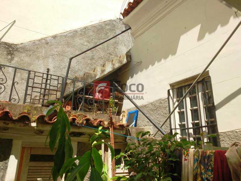 ACESSO TERRAÇO - Casa à venda Rua Dezenove de Fevereiro,Botafogo, Rio de Janeiro - R$ 4.100.000 - FLCA30048 - 21
