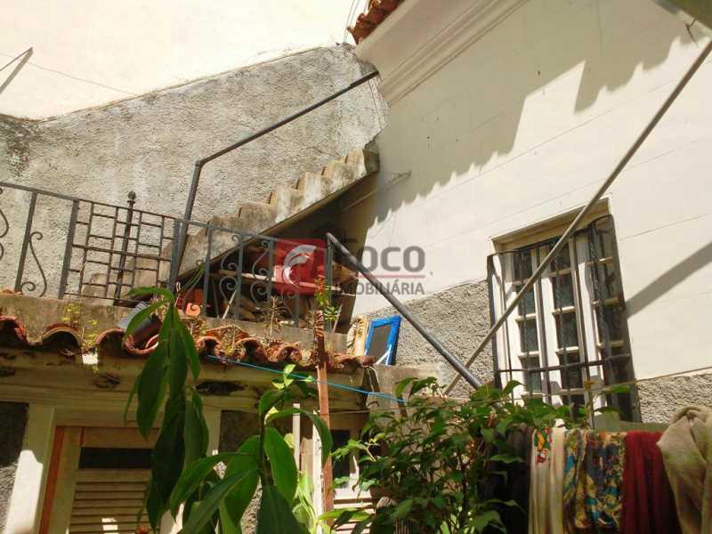 ACESSO TERRAÇO - Casa à venda Rua Dezenove de Fevereiro,Botafogo, Rio de Janeiro - R$ 4.100.000 - FLCA30048 - 22