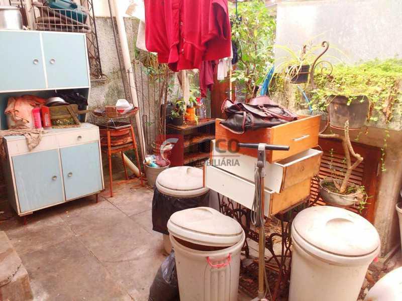 ÁREA EXTERNA - Casa à venda Rua Dezenove de Fevereiro,Botafogo, Rio de Janeiro - R$ 4.100.000 - FLCA30048 - 18