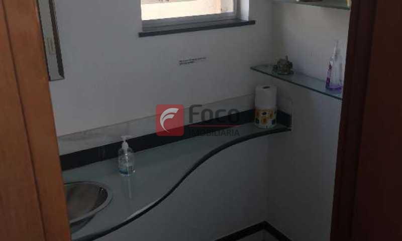 Banheiro - Cobertura à venda Rua Assis Brasil,Copacabana, Rio de Janeiro - R$ 3.460.000 - JBCO40042 - 20