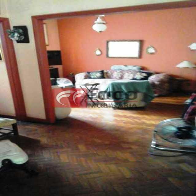 SALA - Casa à venda Rua J. J. Seabra,Jardim Botânico, Rio de Janeiro - R$ 6.000.000 - JBCA60006 - 3