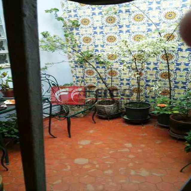 AREA EXTERNA - Casa à venda Rua J. J. Seabra,Jardim Botânico, Rio de Janeiro - R$ 6.000.000 - JBCA60006 - 5