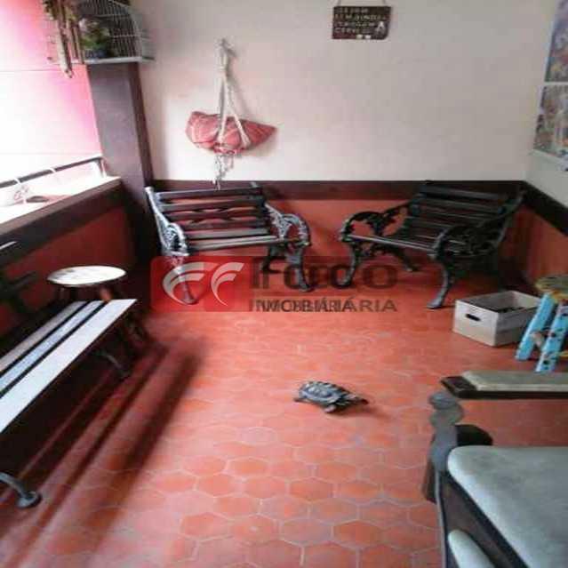 AREA EXTERNA - Casa à venda Rua J. J. Seabra,Jardim Botânico, Rio de Janeiro - R$ 6.000.000 - JBCA60006 - 6