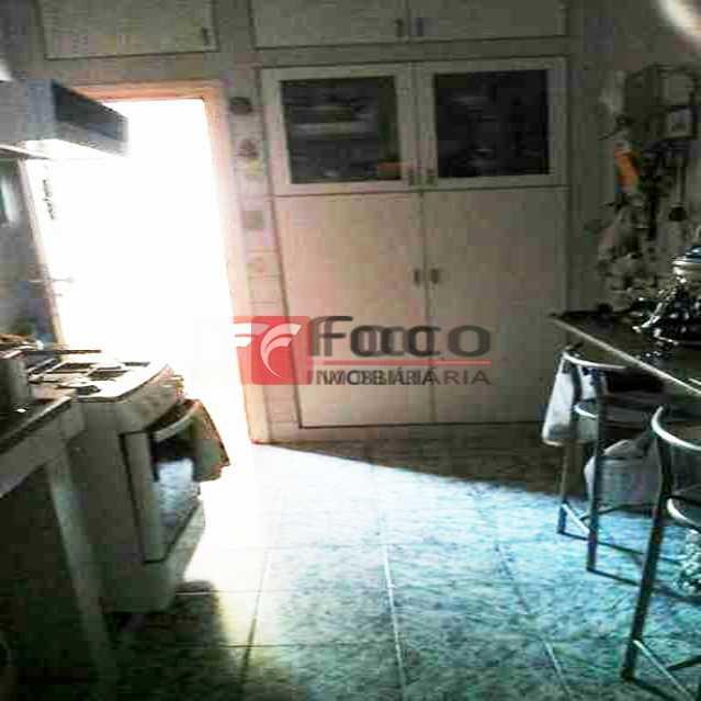 COZINHA - Casa à venda Rua J. J. Seabra,Jardim Botânico, Rio de Janeiro - R$ 6.000.000 - JBCA60006 - 19