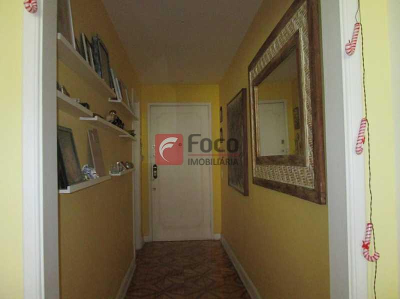 ENTRADA - Apartamento à venda Rua Raimundo Correia,Copacabana, Rio de Janeiro - R$ 1.800.000 - FLAP31321 - 8