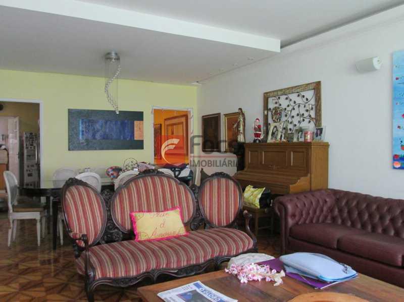SALA - Apartamento à venda Rua Raimundo Correia,Copacabana, Rio de Janeiro - R$ 1.800.000 - FLAP31321 - 3