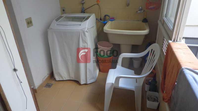 ÁREA SERVIÇO - Apartamento à venda Praça Hilda,Tijuca, Rio de Janeiro - R$ 550.000 - FLAP31329 - 6