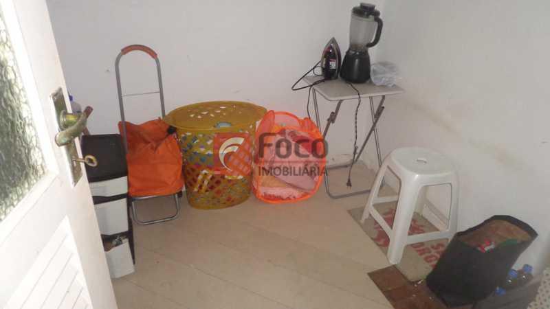 QUARTO EMPREGADA  - Apartamento à venda Praça Hilda,Tijuca, Rio de Janeiro - R$ 550.000 - FLAP31329 - 25