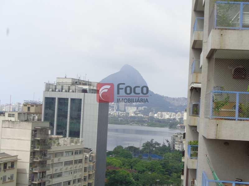 DSC00775 - Apartamento à venda Rua do Humaitá,Humaitá, Rio de Janeiro - R$ 1.700.000 - JBAP20503 - 1