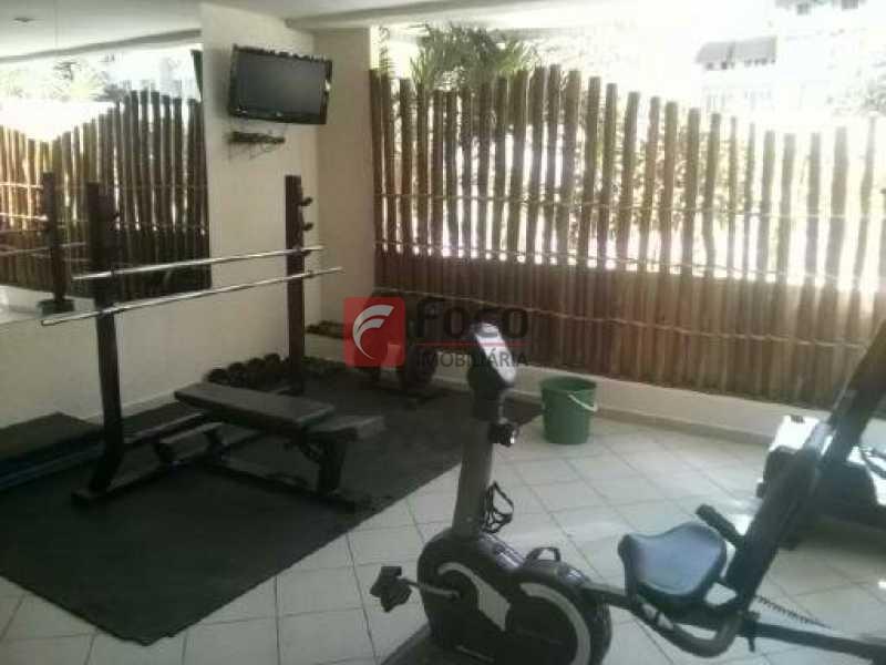 academia - Flat à venda Rua Pompeu Loureiro,Copacabana, Rio de Janeiro - R$ 850.000 - JBFL10012 - 17