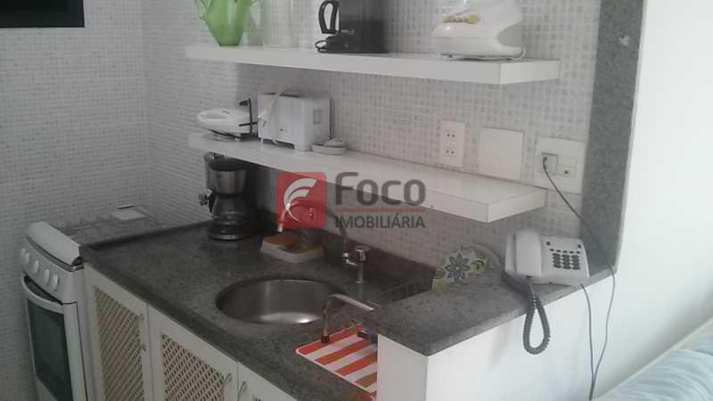 cozinha americana ang 1 - Flat à venda Rua Pompeu Loureiro,Copacabana, Rio de Janeiro - R$ 850.000 - JBFL10012 - 13