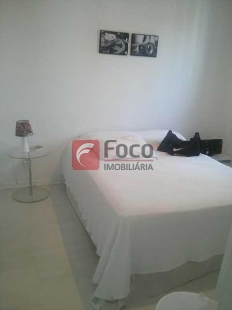quarto suíte - Flat à venda Rua Pompeu Loureiro,Copacabana, Rio de Janeiro - R$ 850.000 - JBFL10012 - 9