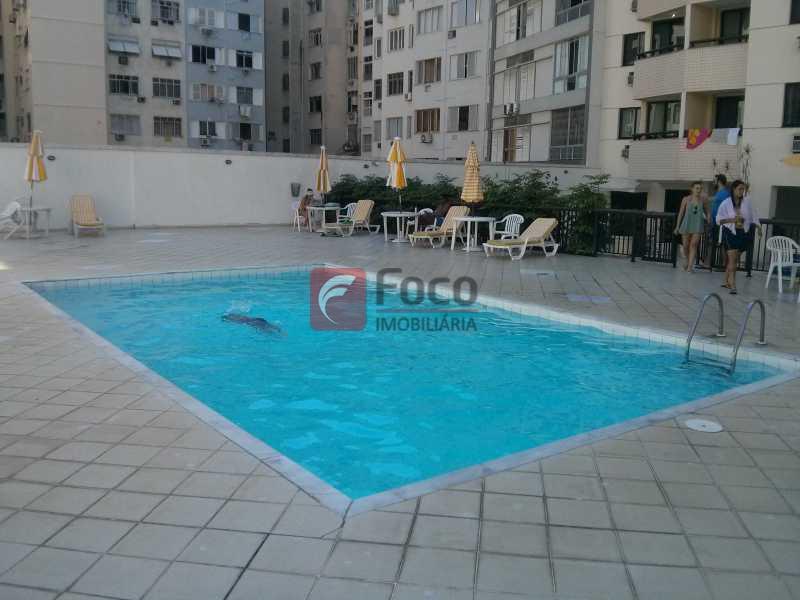 5 - Flat à venda Rua Pompeu Loureiro,Copacabana, Rio de Janeiro - R$ 850.000 - JBFL10012 - 1