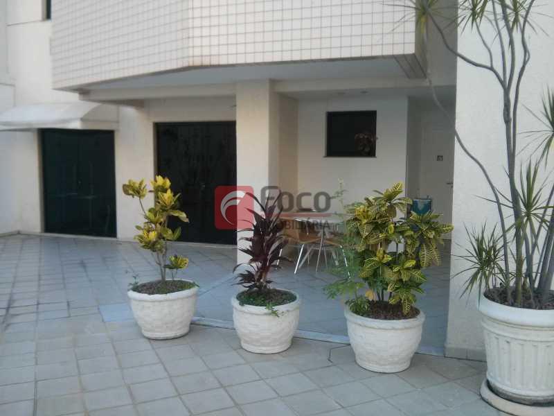 6 - Flat à venda Rua Pompeu Loureiro,Copacabana, Rio de Janeiro - R$ 850.000 - JBFL10012 - 22