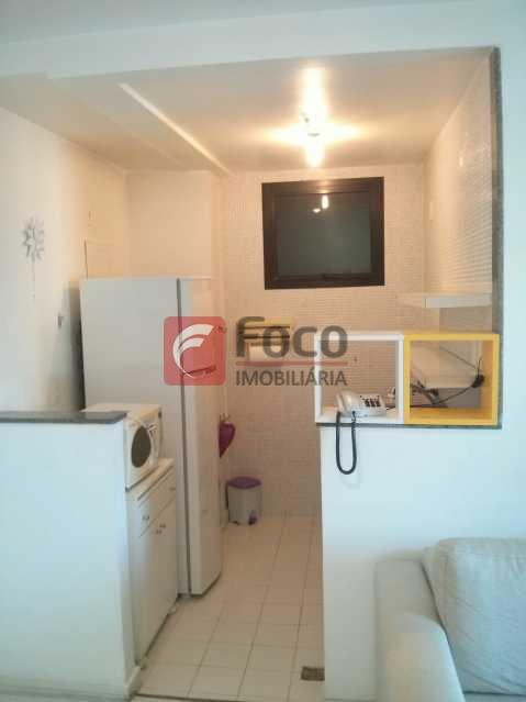 cozinha americana - Flat à venda Rua Pompeu Loureiro,Copacabana, Rio de Janeiro - R$ 850.000 - JBFL10012 - 12