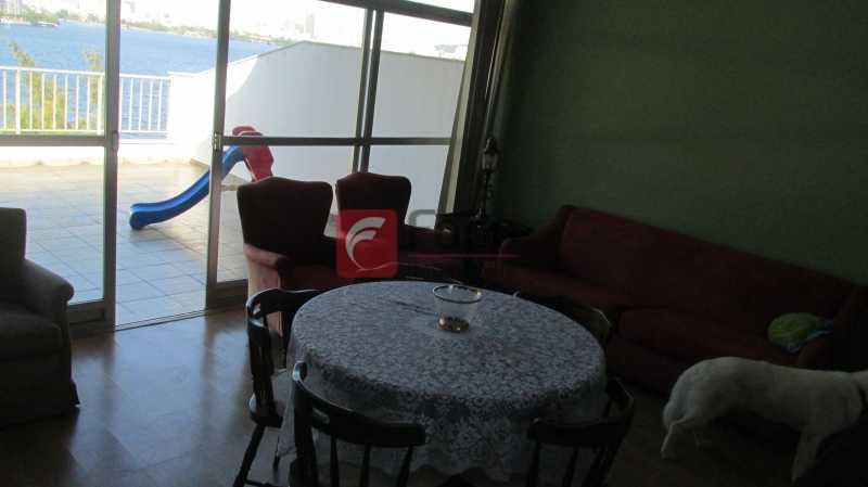 sala - Cobertura Avenida Borges de Medeiros,Lagoa,Rio de Janeiro,RJ À Venda,2 Quartos,139m² - JBCO20018 - 8