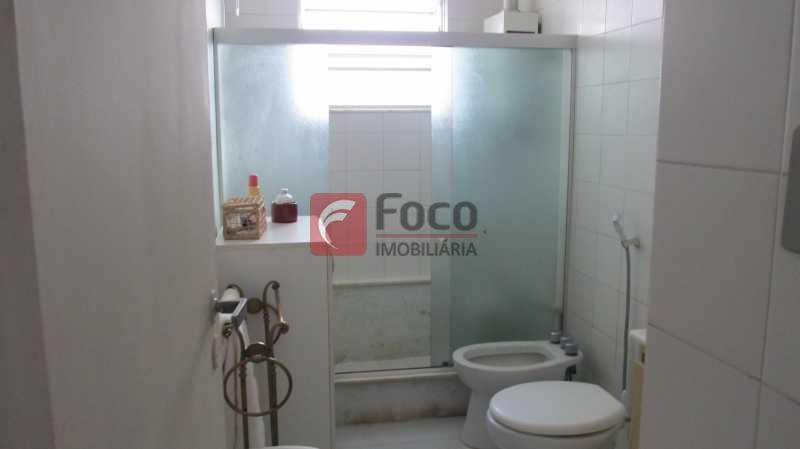 banheiro social - Cobertura Avenida Borges de Medeiros,Lagoa,Rio de Janeiro,RJ À Venda,2 Quartos,139m² - JBCO20018 - 18