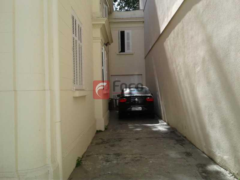 GARAGEM - Casa à venda Rua Fernando Osório,Flamengo, Rio de Janeiro - R$ 4.000.000 - FLCA80006 - 28