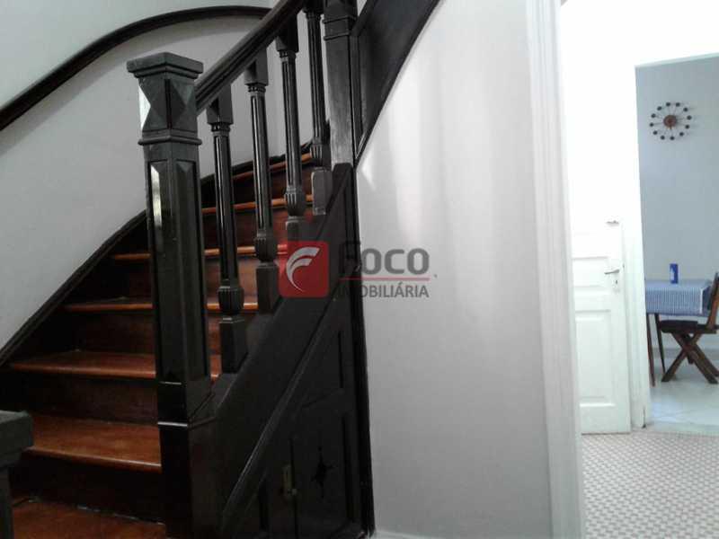 ESCADA LINEAR - Casa à venda Rua Fernando Osório,Flamengo, Rio de Janeiro - R$ 4.000.000 - FLCA80006 - 8