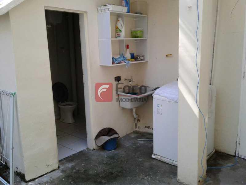 ÁREA SERVIÇO - Casa à venda Rua Fernando Osório,Flamengo, Rio de Janeiro - R$ 4.000.000 - FLCA80006 - 24