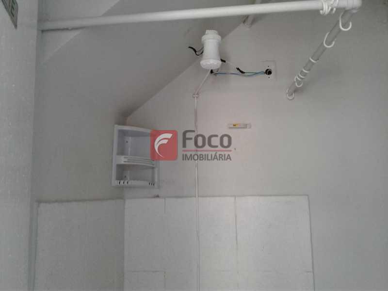 BANHEIRO EMPREGADA - Casa à venda Rua Fernando Osório,Flamengo, Rio de Janeiro - R$ 4.000.000 - FLCA80006 - 25