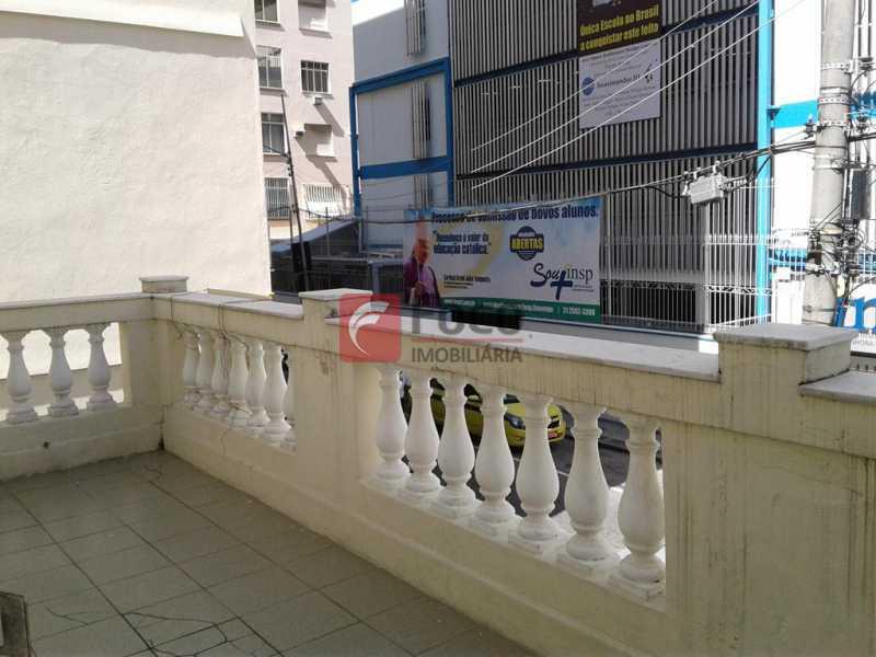 VARANDA 2º ANDAR - Casa à venda Rua Fernando Osório,Flamengo, Rio de Janeiro - R$ 4.000.000 - FLCA80006 - 5