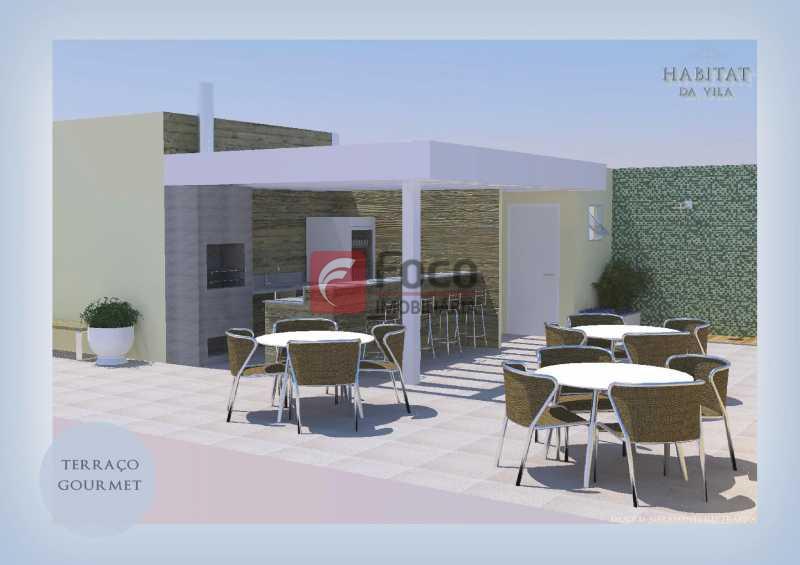terraço gourmet - VENHA CONHECER ESTE BELÍSSIMO LANÇAMENTO - FLAP31373 - 3