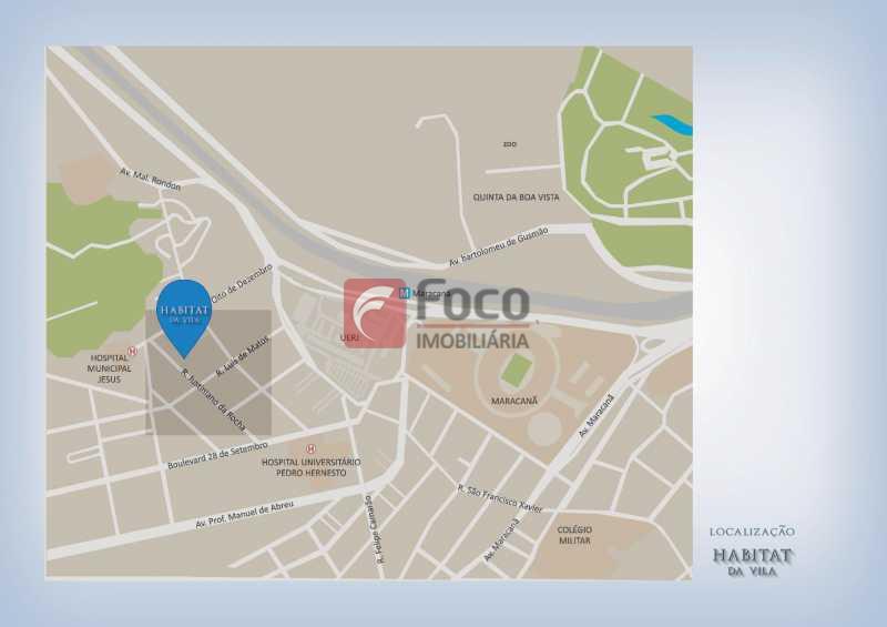 planta de situação - VENHA CONHECER ESTE BELÍSSIMO LANÇAMENTO - FLAP31373 - 10