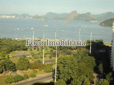 VISTA - Cobertura à venda Praia do Flamengo,Flamengo, Rio de Janeiro - R$ 7.900.000 - FC40063 - 3