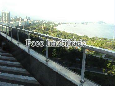 VISTA - Cobertura à venda Praia do Flamengo,Flamengo, Rio de Janeiro - R$ 7.900.000 - FC40063 - 6
