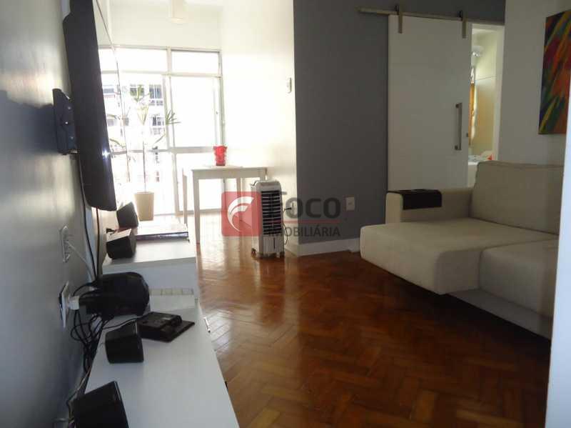 SALA - Apartamento à venda Rua Machado de Assis,Flamengo, Rio de Janeiro - R$ 590.000 - FLAP10884 - 1