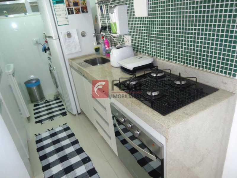 COZINHA - Apartamento à venda Rua Machado de Assis,Flamengo, Rio de Janeiro - R$ 590.000 - FLAP10884 - 20