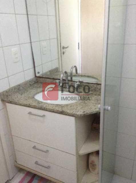 BANHEIRO SOCIAL - Apartamento à venda Rua do Catete,Catete, Rio de Janeiro - R$ 850.000 - FLAP21505 - 18