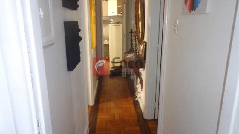 CIRCULAÇÃO - Apartamento à venda Rua das Laranjeiras,Laranjeiras, Rio de Janeiro - R$ 1.200.000 - FLAP31397 - 8