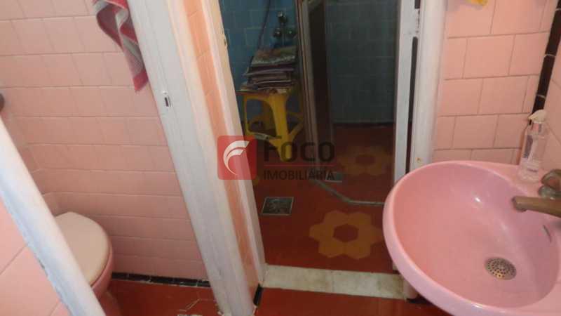 BANHEIRO SOCIAL - Apartamento à venda Rua das Laranjeiras,Laranjeiras, Rio de Janeiro - R$ 1.200.000 - FLAP31397 - 18