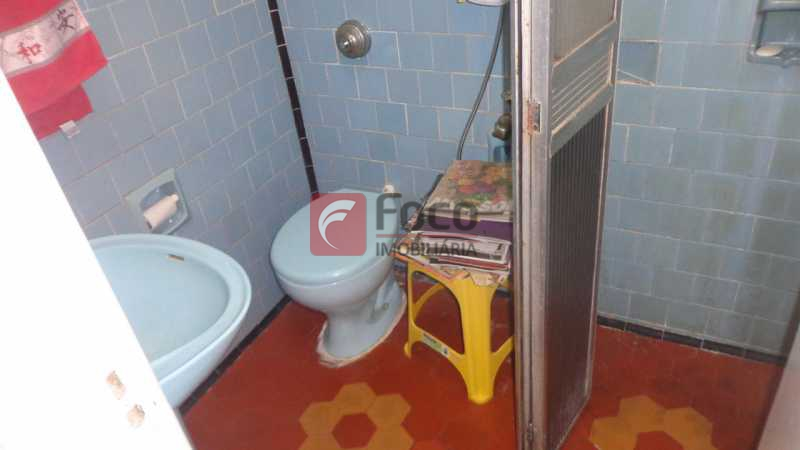 BANHEIRO SOCIAL - Apartamento à venda Rua das Laranjeiras,Laranjeiras, Rio de Janeiro - R$ 1.200.000 - FLAP31397 - 19