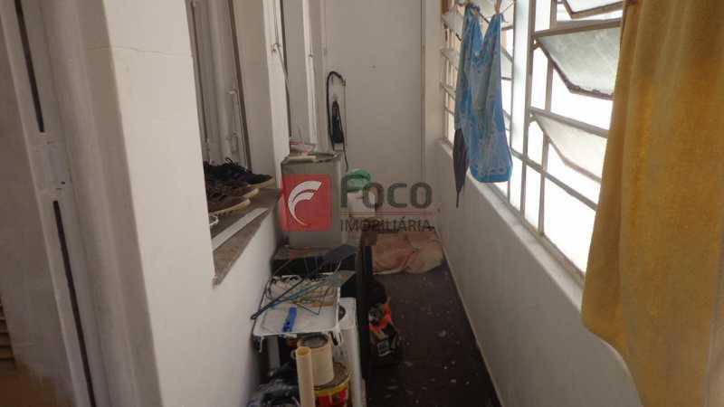 ÁREA SERVIÇO - Apartamento à venda Rua das Laranjeiras,Laranjeiras, Rio de Janeiro - R$ 1.200.000 - FLAP31397 - 25