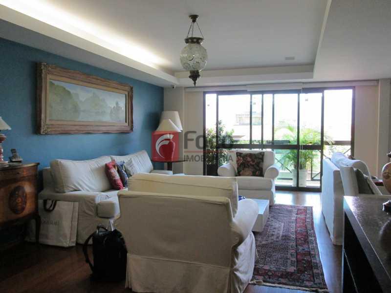 SALA - Apartamento à venda Avenida Epitácio Pessoa,Ipanema, Rio de Janeiro - R$ 3.500.000 - FLAP40359 - 1