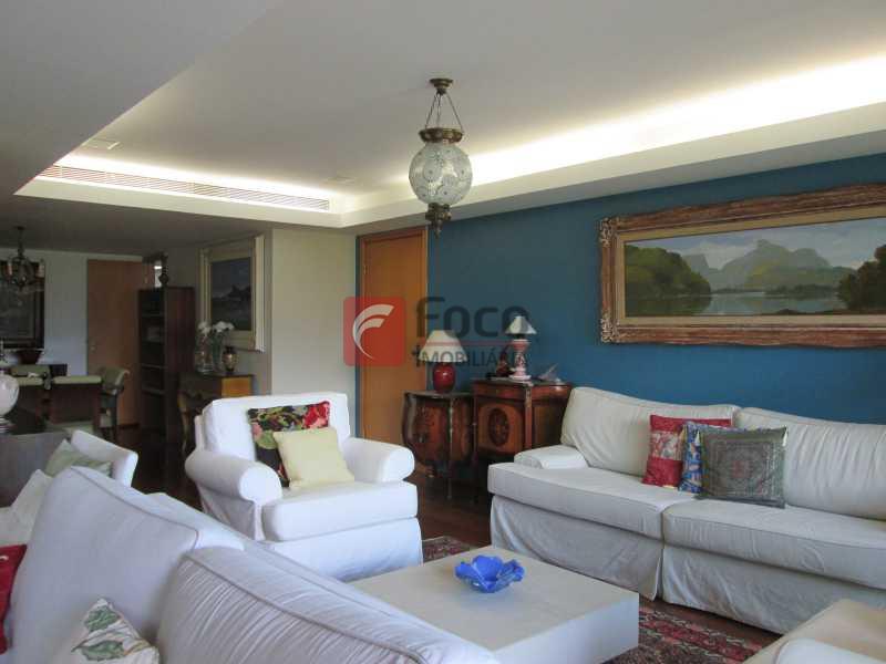 SALA - Apartamento à venda Avenida Epitácio Pessoa,Ipanema, Rio de Janeiro - R$ 3.500.000 - FLAP40359 - 6